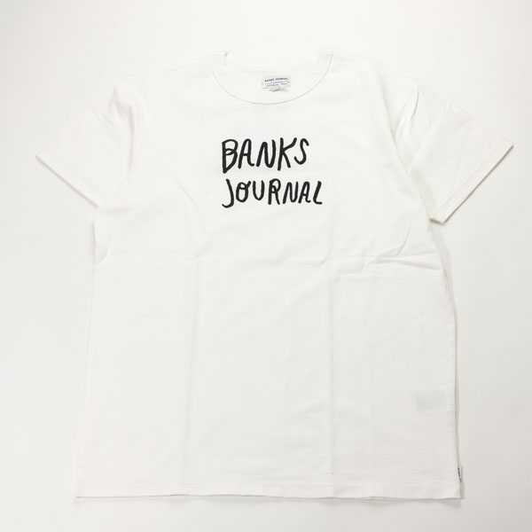 [BANKS] TY JOURNAL TEE