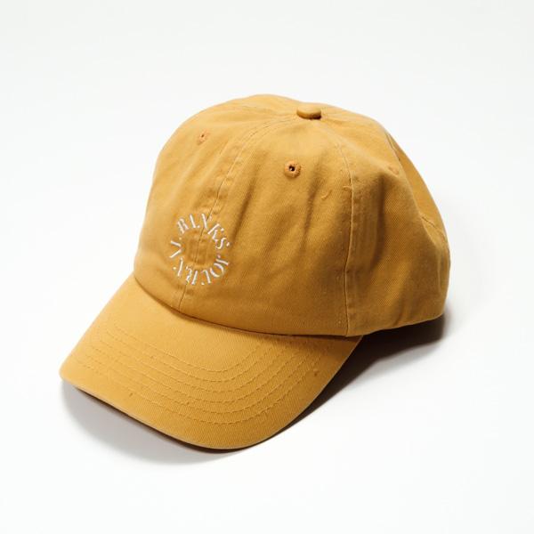 [BANKS] SPHERE SAFFRON HAT