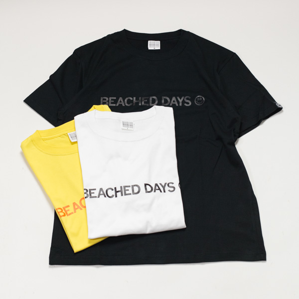 [BEACHED DAYS] BEACHED DAYS TEE