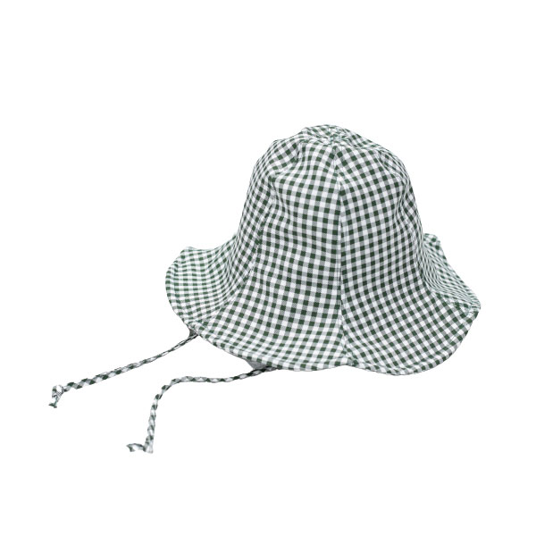 [ BEACHED DAYS ] TULIP WATER HAT GREEN