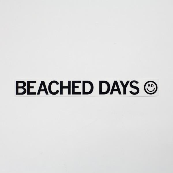 [ BEACHED DAYS ] STICKERR