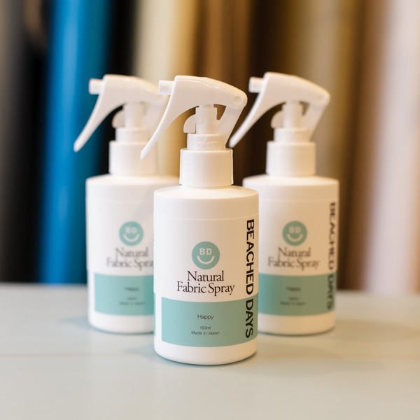 [ BEACHED DAYS ] Natural Fabric Spray