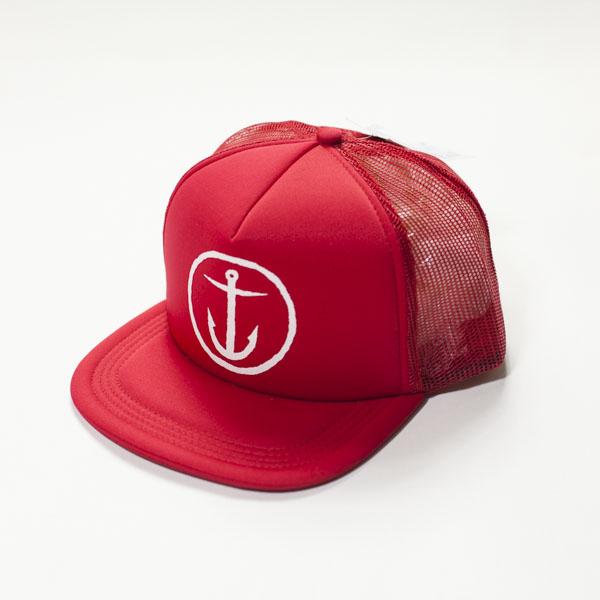 [CAPTAIN FIN Co.] OG ANCHOR TRUCKER HAT