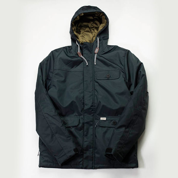 [CAPTAIN FIN Co.] WHARF WILLY JACKET