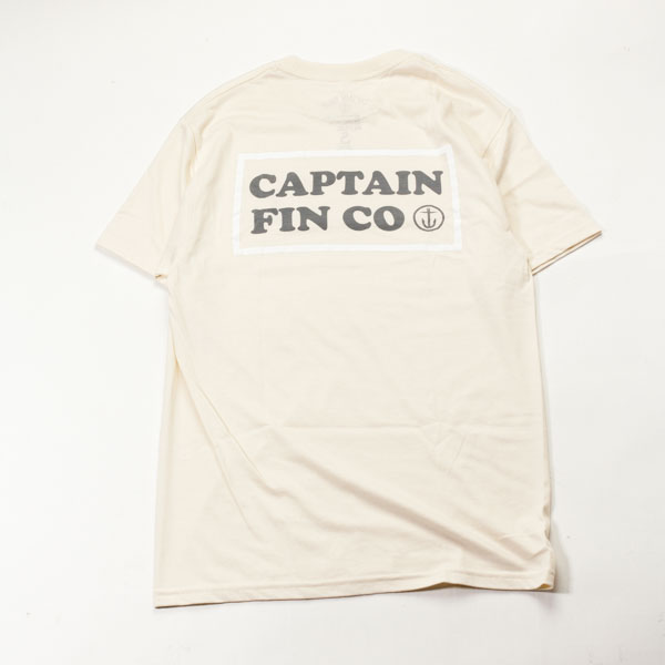 [CAPTAIN FIN Co.] NEW WAVE 2 TEE