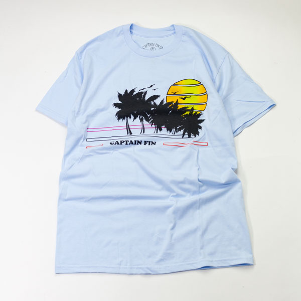 [CAPTAIN FIN Co.] SEASIDE  TEE