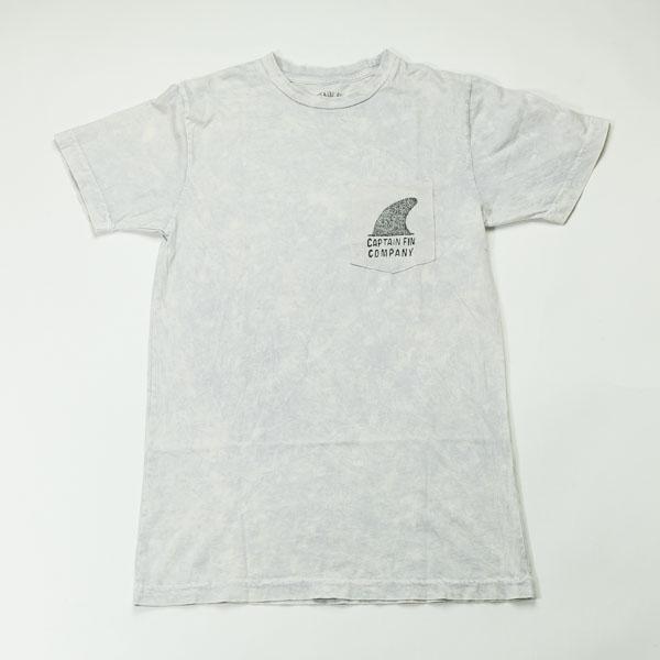 [CAPTAIN FIN Co.] BIG FOOT S/S PRE PKT TEE