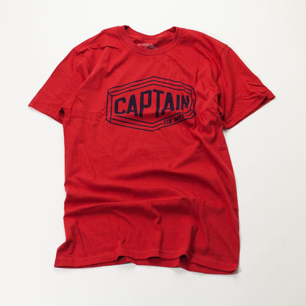 [CAPTAIN FIN Co.] MAZE TEE