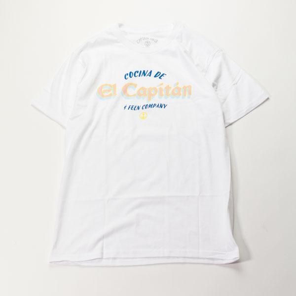 [CAPTAIN FIN Co.] CAPITAN TEE