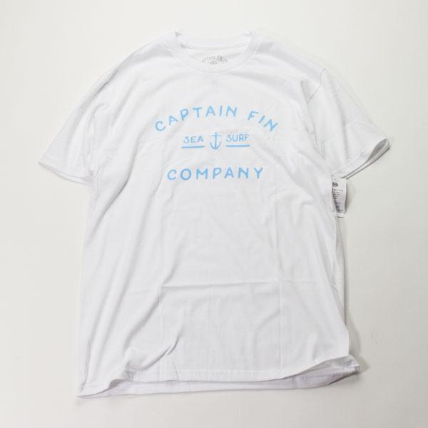 [CAPTAIN FIN Co.] SEA & SURF S/S TEE