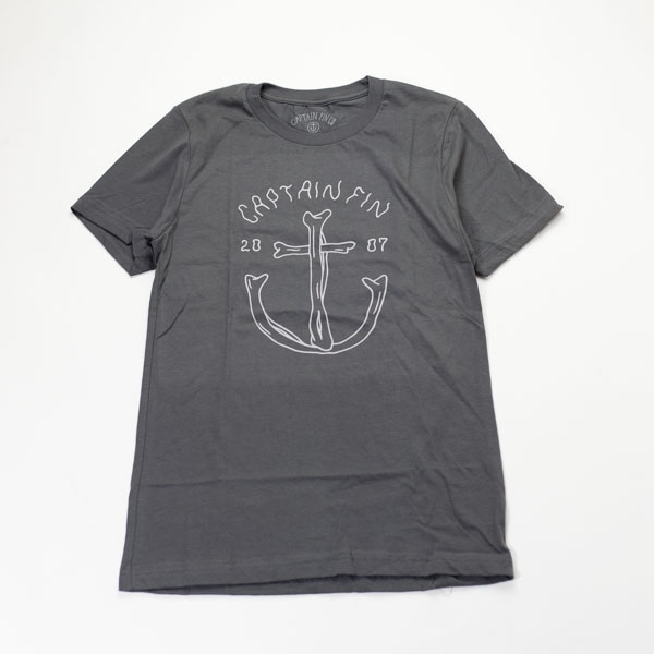 [CAPTAIN FIN Co.] OVERBOARD SS TEE