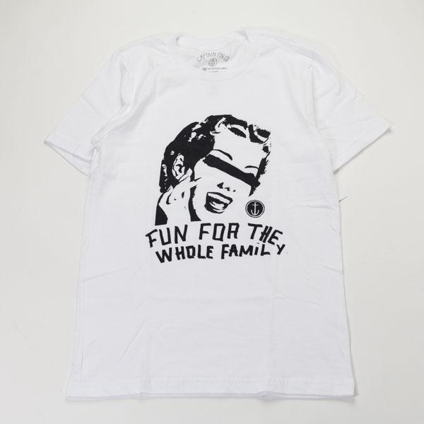 [CAPTAIN FIN Co.] FAMILY FUN SS TEE