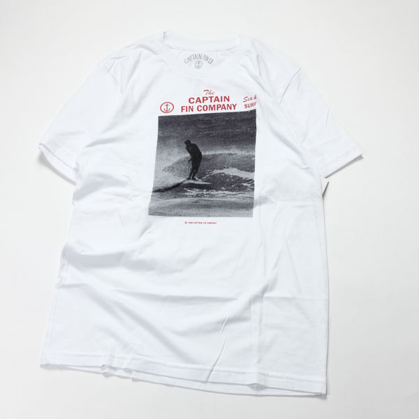 [CAPTAIN FIN Co.] SOUL ARCHING SS TEE