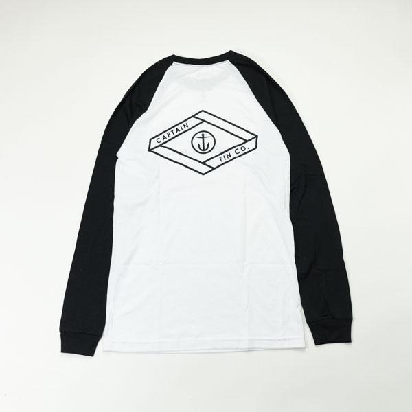 [CAPTAIN FIN Co.] OTIS LS BB TEE