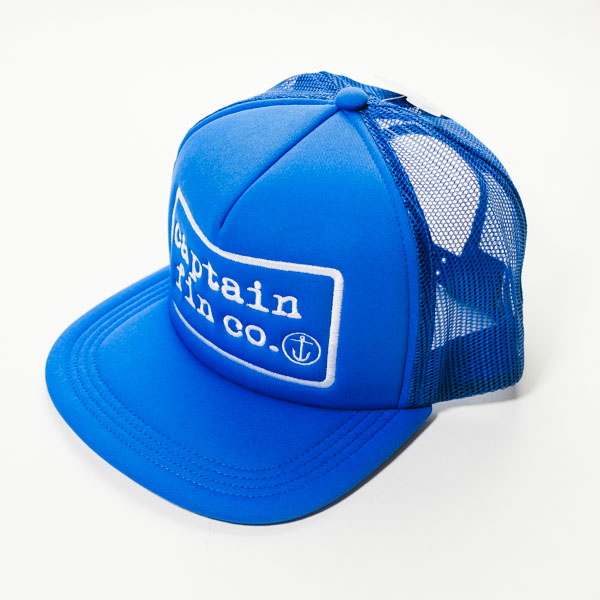 [CAPTAIN FIN Co.] TYPE PATCH TRUCKER