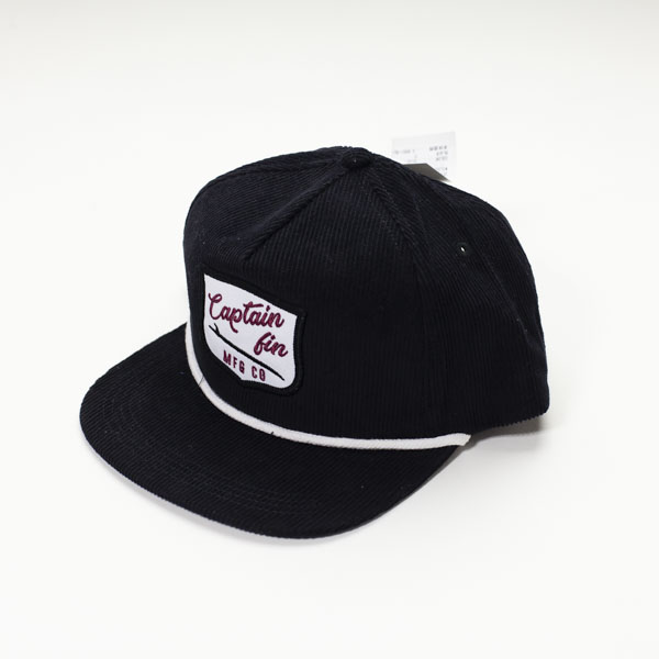 [CAPTAIN FIN Co.] WILSON 5 Panel Hat