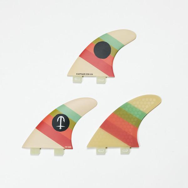 [CAPTAIN FIN] CF SERIES MD TT 4.55