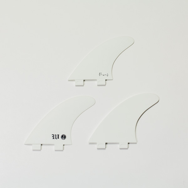 [CAPTAIN FIN] WADE GOODALL THRUSTER TT4.65