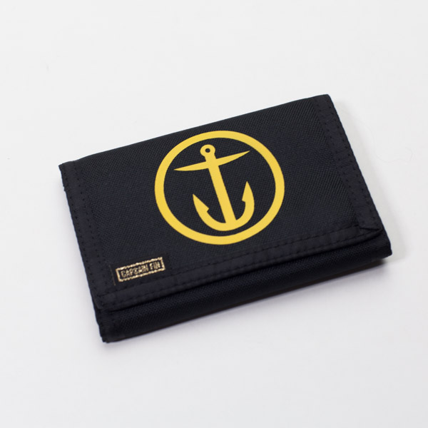 [CAPTAIN FIN Co.]  OG ANCHOR WALLET