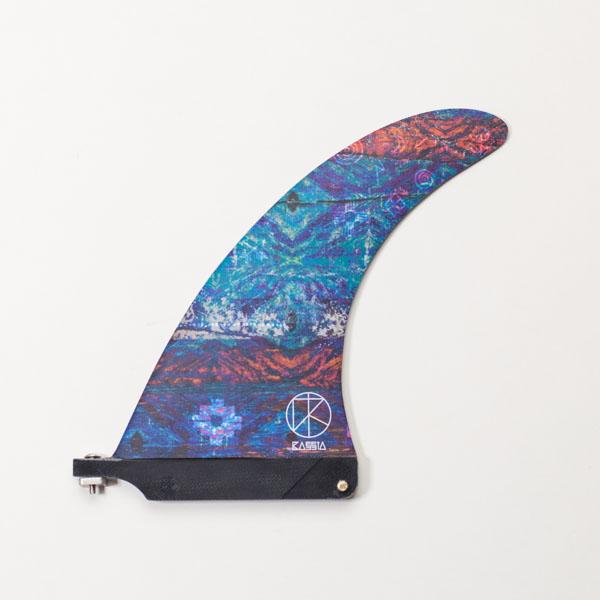 [CAPTAIN FIN] Kassia Meador Tie Dye 7.5