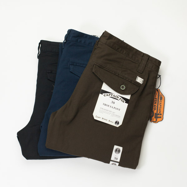 [CAPTAIN FIN Co.]  TROUSA PANT