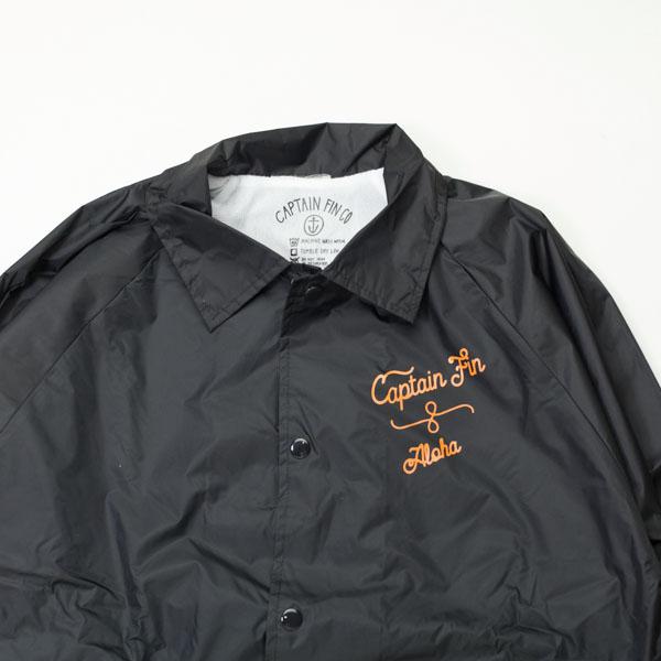 [CAPTAIN FIN Co.] MAROONED COACHES JACKET