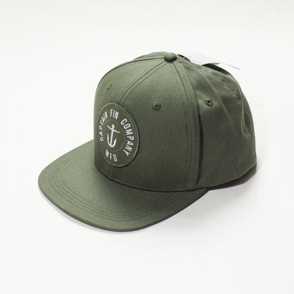 [CAPTAIN FIN Co.] MARINE 6 PANEL HAT