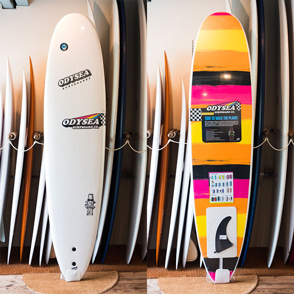 [CATCH SURF] ODYSEA PLANK 8.0 - Special Edition