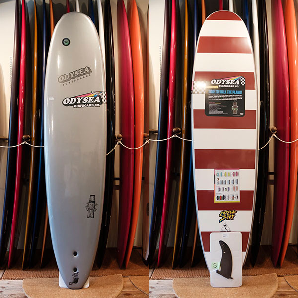 [CATCH SURF] ODYSEA PLANK 8.0 - SILVER