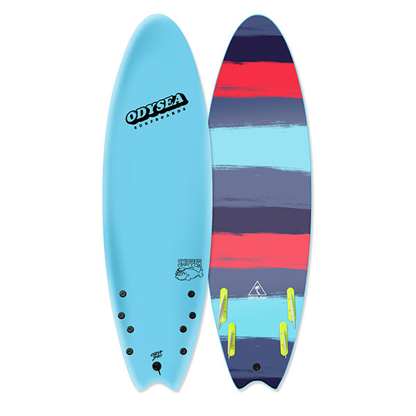 "[CATCH SURF] ODYSEA SKIPPER 6'6""-COOLBLUE18"