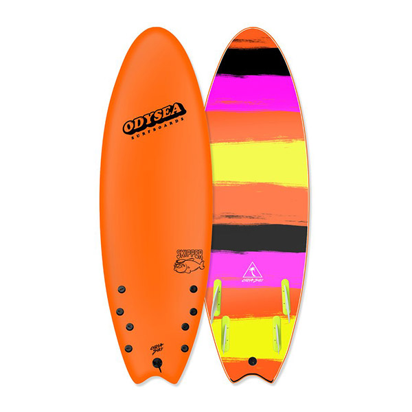 """[CATCH SURF] SKIPPER - QUAD - 5'6""""- SPORTIFORANGE"""