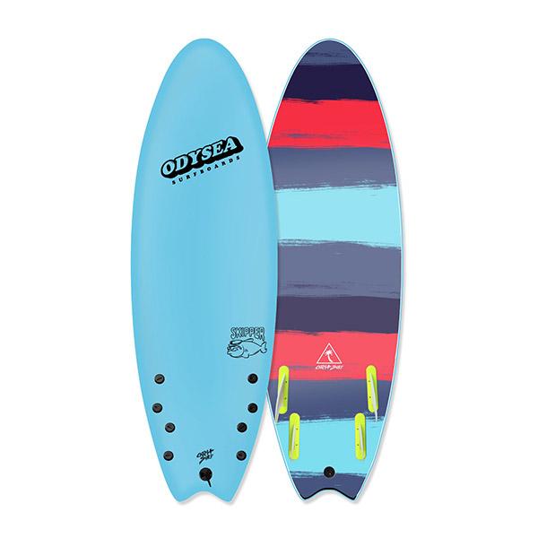"""[CATCH SURF] SKIPPER - QUAD - 5'6""""- COOLBLUE18"""