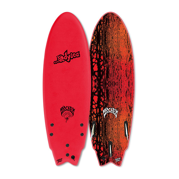 [CATCH SURF] ODYSEA X LOST RNF 5'5/ RED