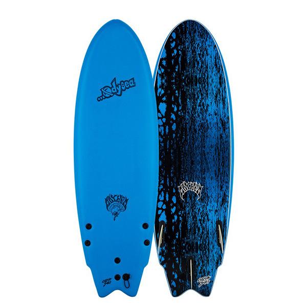 [CATCH SURF] ODYSEA×LOST RNF 5.11 / AZ BLUE