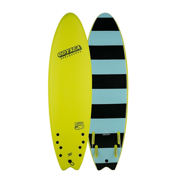 [CATCH SURF] ODYSEA 6'6 SKIPPER / ELECTRICLEMON