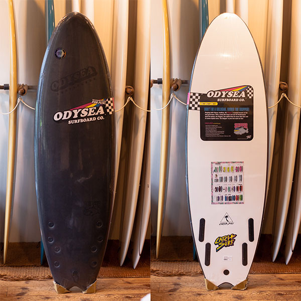 "[CATCH SURF] SKIPPER (QUAD) 6'6"""
