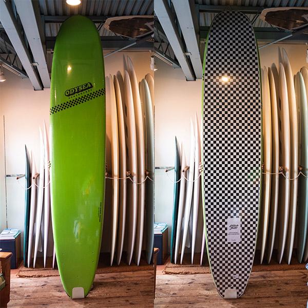 [CATCH SURF] ODYSEA 10'0 LOG - LIME