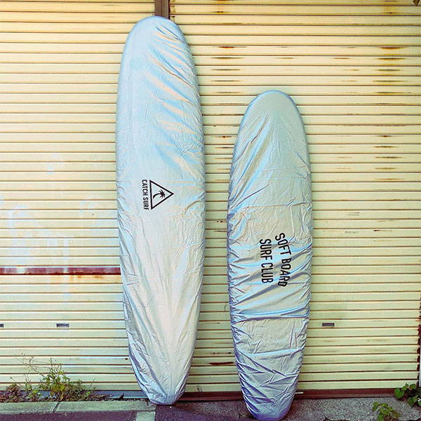 [CATCH SURF] Deck Cover from 6' to 8'