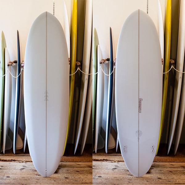 [Furrow Surf Craft] Radii 6'6