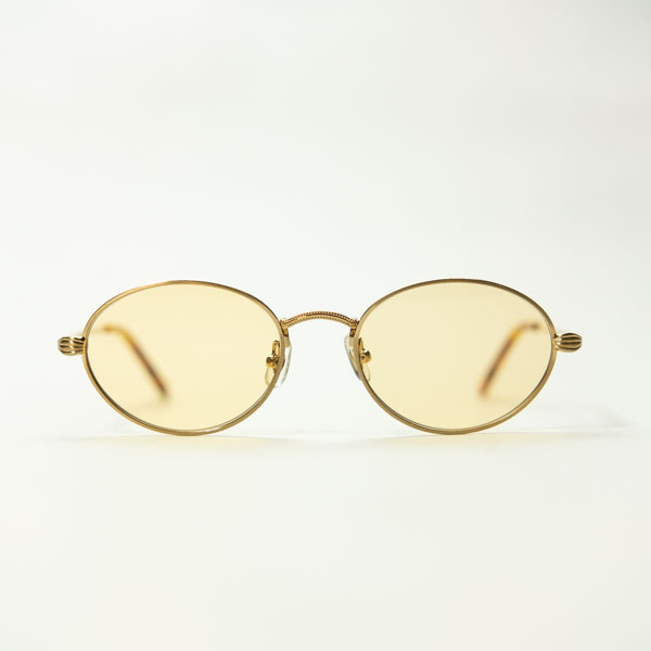 [CRAP EYEWEAR] THE NEW RIDDIM / YELLOW