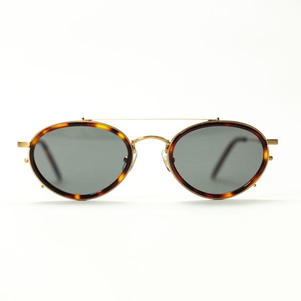 [CRAP EYEWEAR] THE RIDDIM SAFARI / BROWN