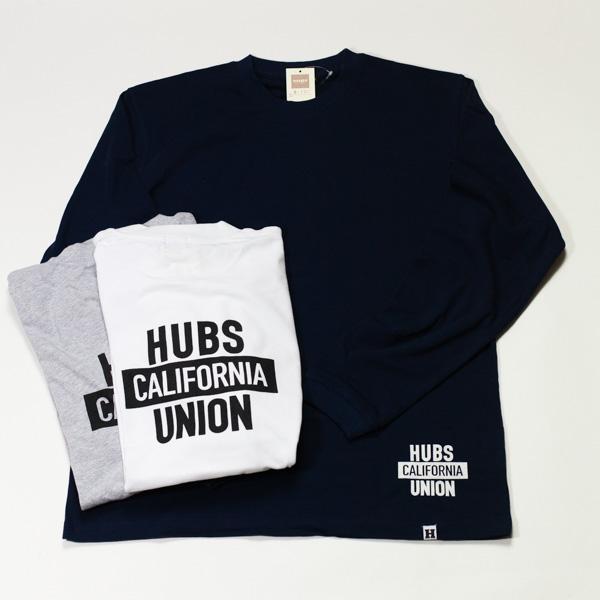[Hubs]  CA. UNION L/S TEE 2021