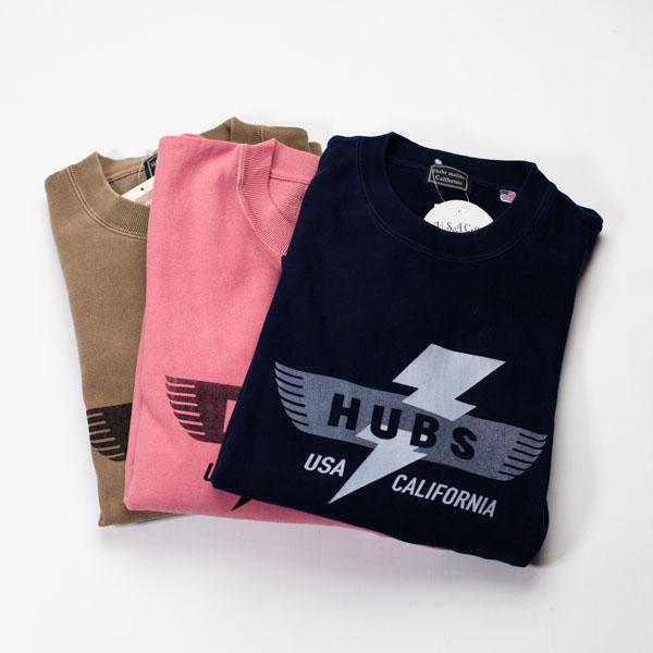 [Hubs]  HUBS x South Swell SWEAT PIGMENT