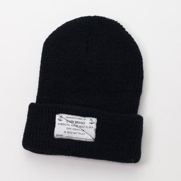 [DYER BRAND] US Made Wool Watch Cap