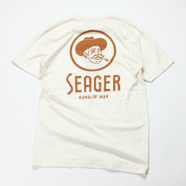 [SEAGER ] THE RUMBLIN TEE