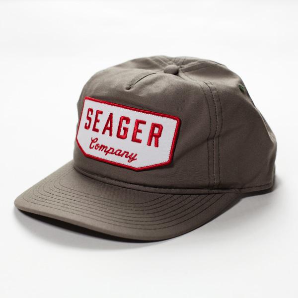 [SEAGER] WILSON SNAPBACK CAP