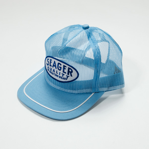 [SEAGER] OLD TOWN ALL MESH SNAPBACK