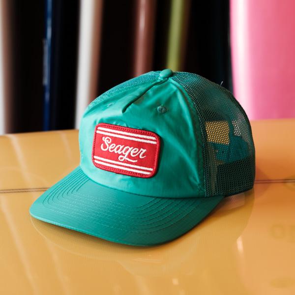 [SEAGER] WHITE WATER NYLON MESH CAP