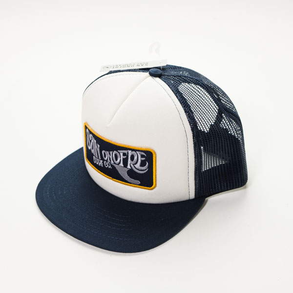 [SAN ONOFRE SURF CO.] TRADITIONAL TRUCKER