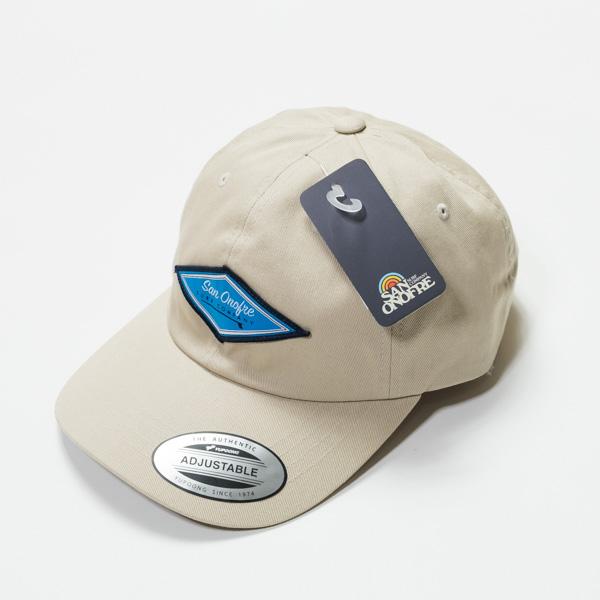 [SAN ONOFRE SURF CO.] DIAMOND DAD HAT